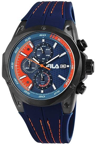 Fila Orologio da uomo orologio cronografo 38 - 823 - 002 in ...
