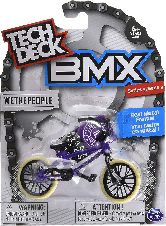 Amazon.com: Tech Deck BMX Serie 9 WETHEPEOPLE - 20103167 ...
