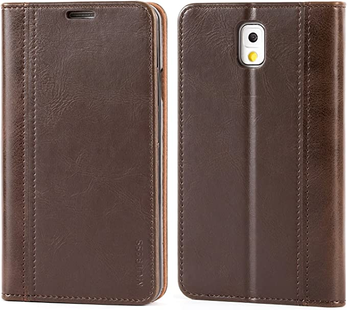 cover samsung note 3 pelle