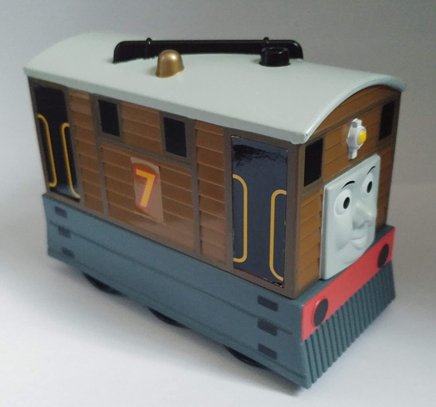 Thomas /& Friends GHK63 Fisher-Price Toby Multi-Colour