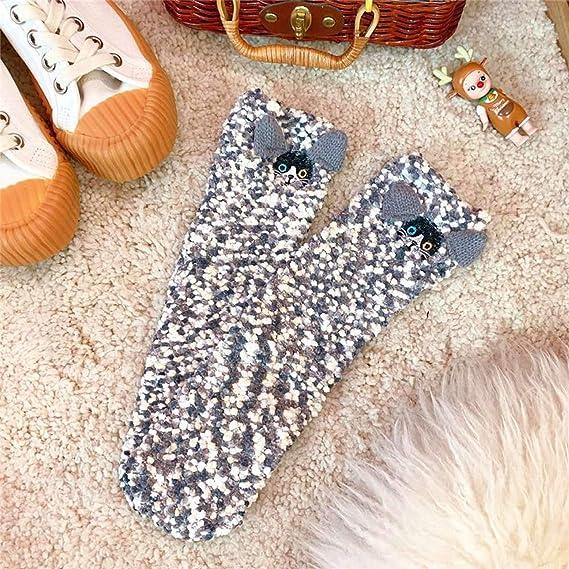 Floor 2 Christmas 2020 Release Date sibina many types 2020 New Christmas Coral Fleece Socks Xmas