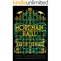 Mortmain Hall: a gripping historical murder mystery set in 1930s London