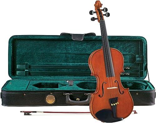 Cremona SV-200 Premier Student Violin Outfit - 4/4 Size