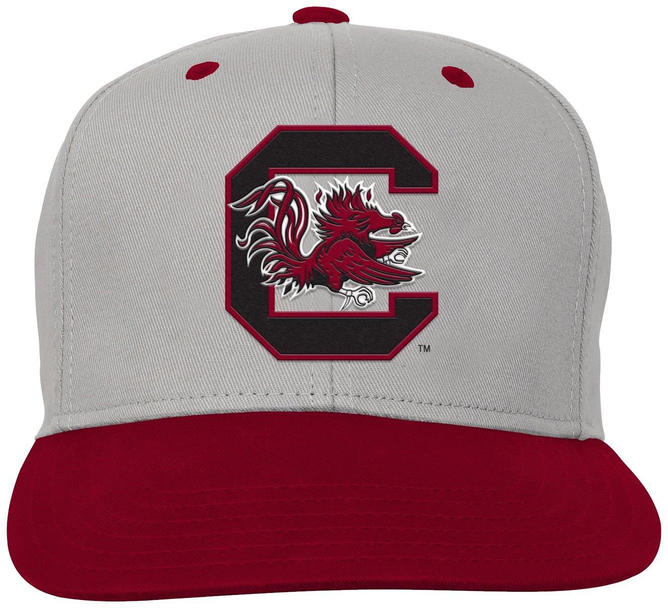 【翌日発送可能】 NCAA Youth Youth B00GOE8ELS Boysグレー2トーンフラットつばスナップバック帽子 グレイ NCAA B00GOE8ELS, 売り切れ必至!:f23228ea --- a0267596.xsph.ru