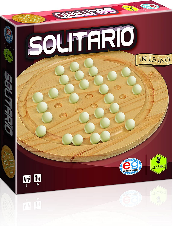 Editrice Giochi – Solitario, 6041764: Amazon.es: Juguetes y juegos