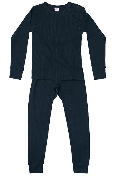 Amazon.com: Just Love conjunto de ropa interior térmica para ...