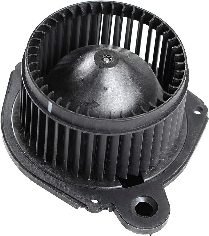 HVAC Blower Motor Assembly 700109 52498916 89018747 Heater Blower Motor with Fan Cage for Buick Rainier//Chevrolet Trailblazer Trailblazer EXT//GMC Envoy XL XUV//Oldsmobile Bravada//Saab 9-7x
