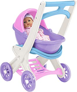 product image for American Plastic Toys On The Go Doll Stroller