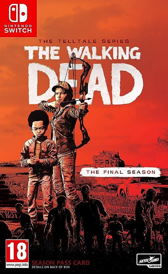 The Walking Dead: Temporada Final: Amazon.es: Videojuegos