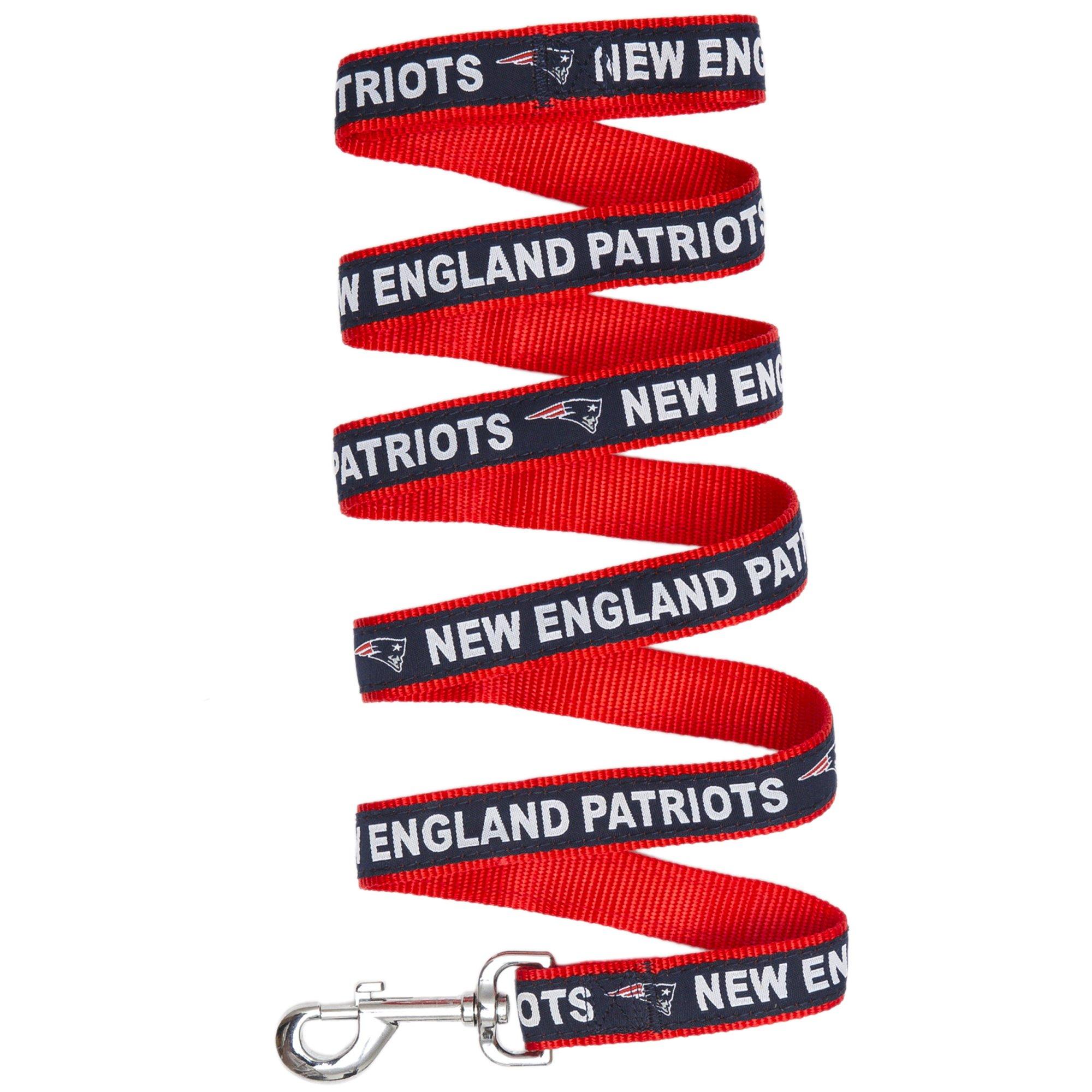 T-Shirts NFL New England Patriots Pet Leash, Large