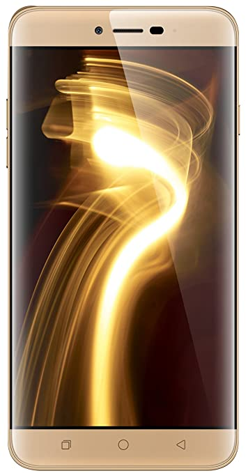 Coolpad Note 3s (Gold, 3GB) Smartphones at amazon