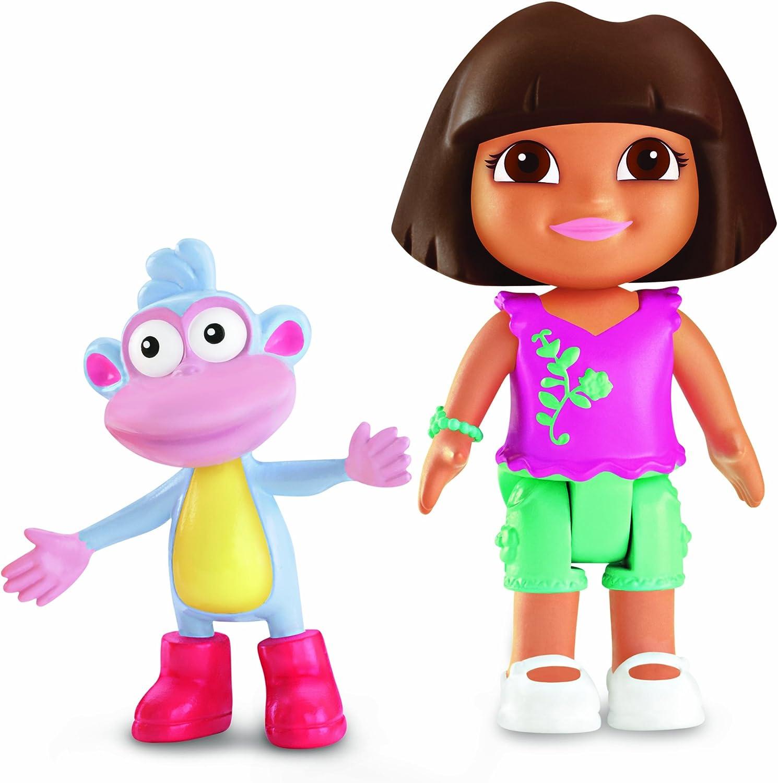 Dora la Exploradora - Surtido de Figuras, Dora y Botas (Mattel ...
