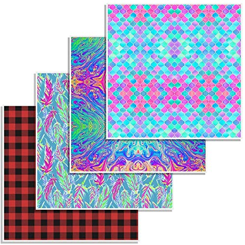 Patterned Vinyl Amazon Com