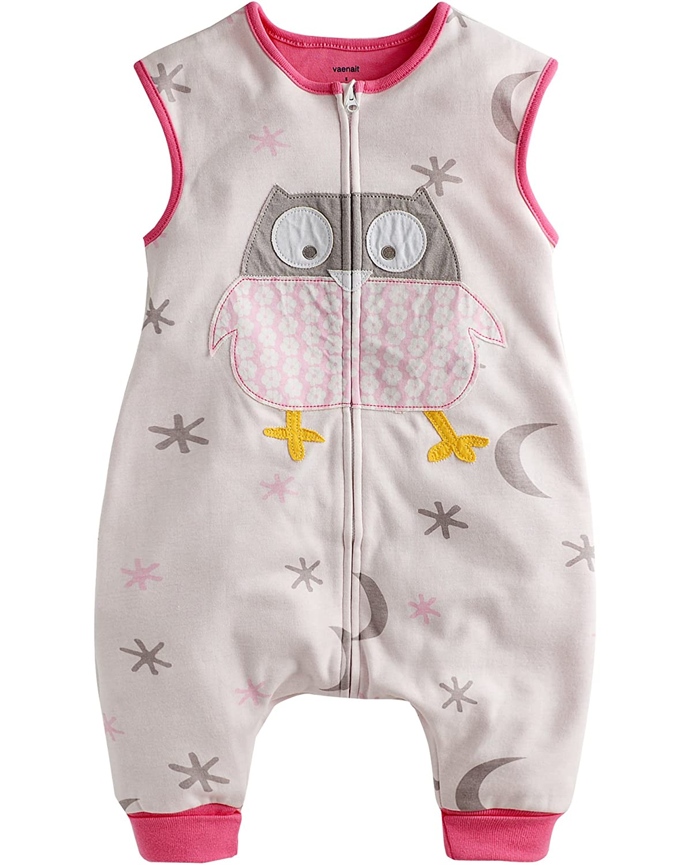 Amazon.com: Vaenait Baby Toddler Kids Girls Boys Wearable Blanket Sleeper Cotton Owl: Clothing