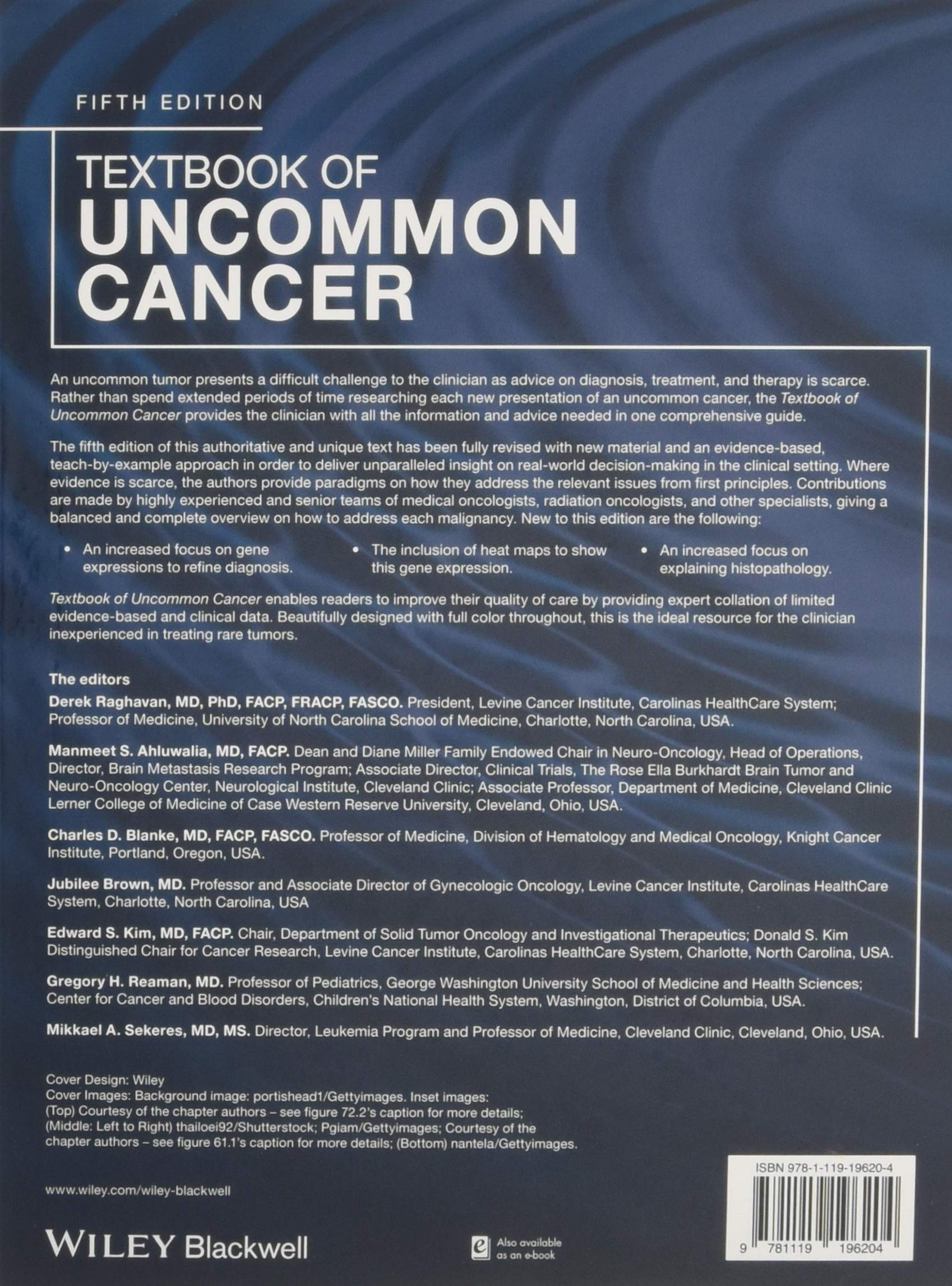 Textbook of Uncommon Cancer: Amazon co uk: Derek Raghavan
