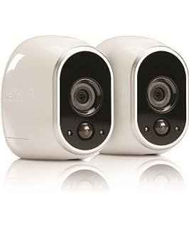 NETGEAR Arlo Smart Security System – 1 HD Wire-Free Add-on Camera