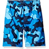 Kanu Surf Boys' Specter Quick Dry UPF 50+ Beach Swim Trunk