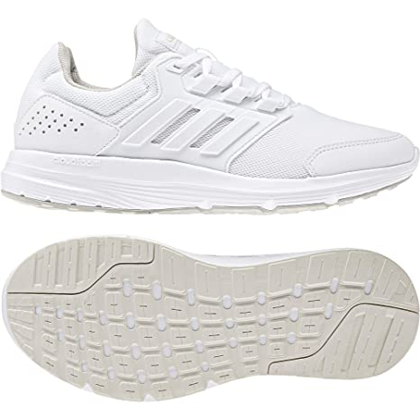 on feet shots of buy cheap new arrivals adidas Chaussures femme Galaxy 4: Amazon.co.uk: Sports ...