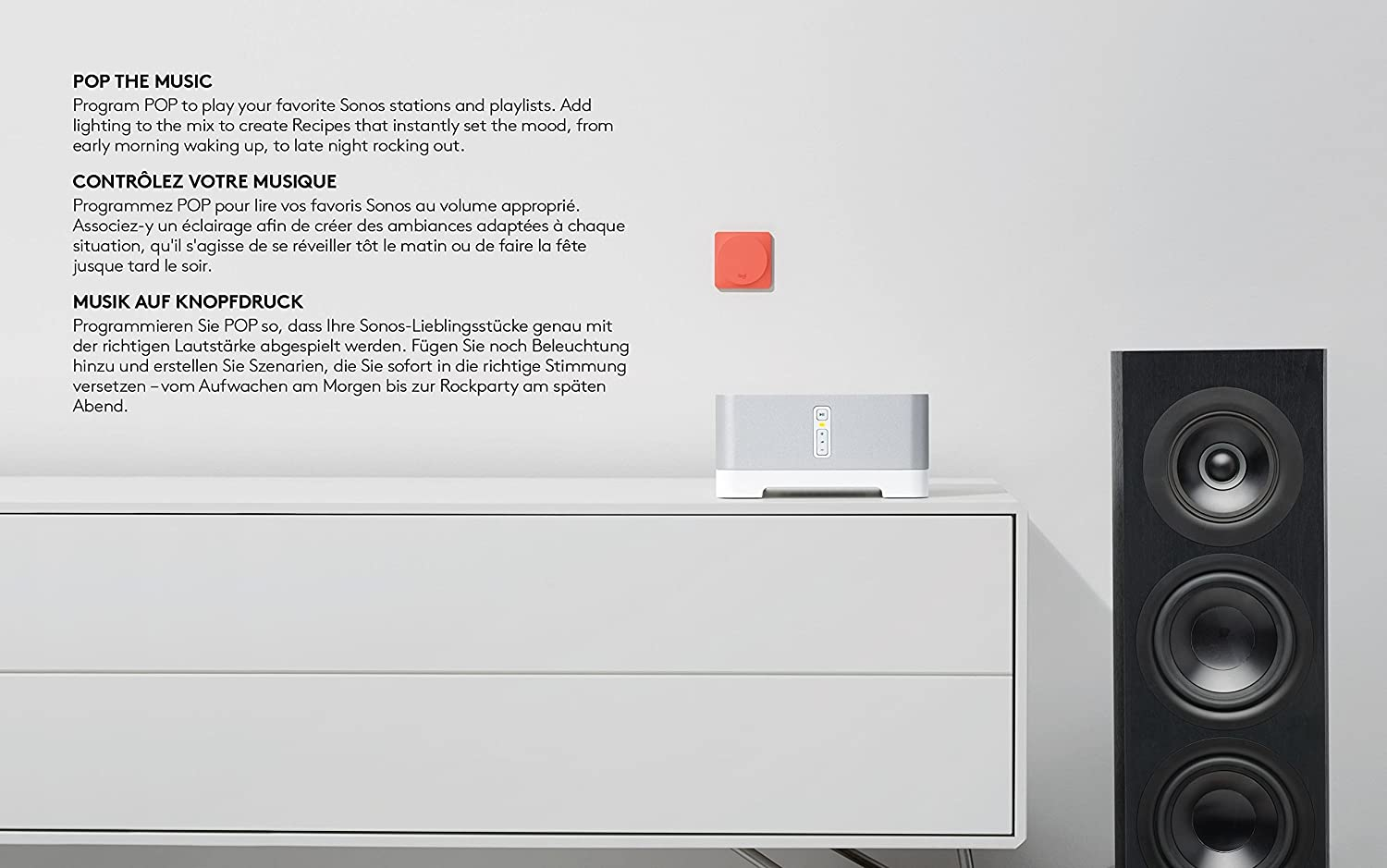 Logitech Pop Schalter: Amazon.de: Elektronik