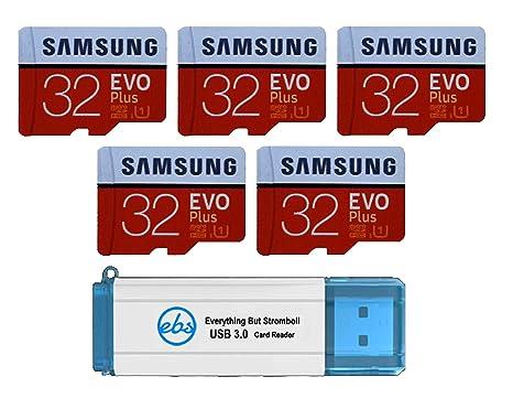 Amazon.com: Samsung Evo Plus - Tarjeta de memoria MicroSD de ...