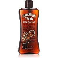 Hawaiian Tropic Dark Tanning Oil Original 8 oz