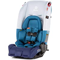 Diono 2019 Radian 3RX All-in-One Convertible Car Seat, Blue
