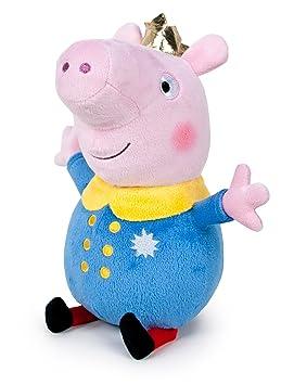 Peluche Peppa Pig - Modelo George Principe - 30 cm