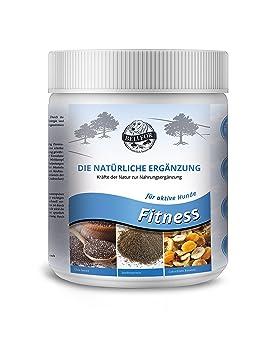bellfor Complemento comida para perros activa Fitness – Polvo – 250 g