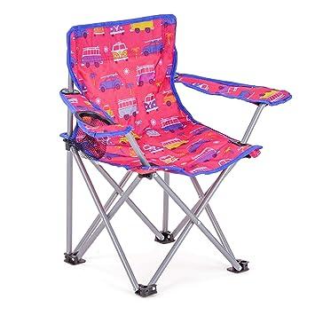 Board Masters Silla Infantil de Camping Plegable diseño ...