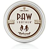 Natural Dog Company - Paw Soother - Heals Dry, Cracked, Irritated Dog Paw Pads - Organic, All-Natural Ingredients, Easy to Ap