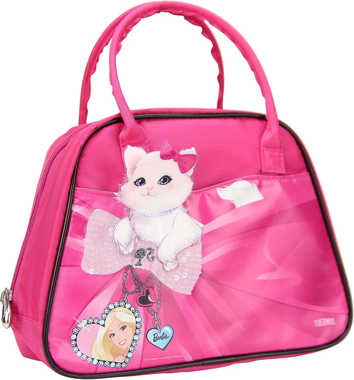 Barbie Caja de almuerzo bolsa bolso de mano estilo: Amazon.es: Hogar