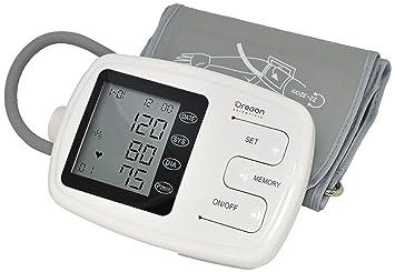 Oregon Scientific Tensiómetro automático con voz: Amazon.es: Salud y cuidado personal