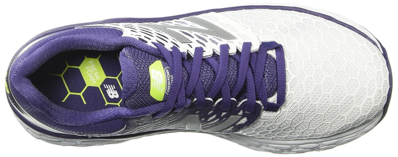 New Shoe Balance Women's Vongo V3 Fresh Foam Running Shoe New B075R3RHHY 6.5 W US|White/Purple 103184