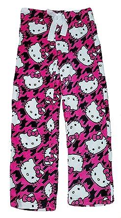 f3050c045 Amazon.com: Hello Kitty Superminky Fleece Sleep Pants - 3XL: Clothing
