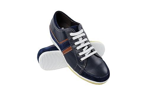 Zerimar Hombre Con Zapatos Deportivos Que Alzas qOTS1q