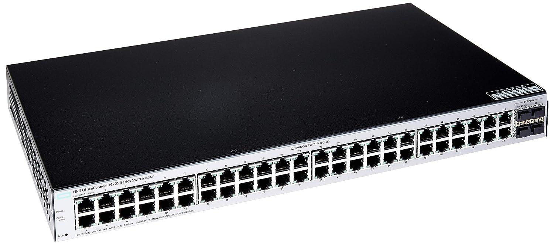 Hewlett Packard Enterprise - HPE OfficeConnect 1920S 48G 4SFP
