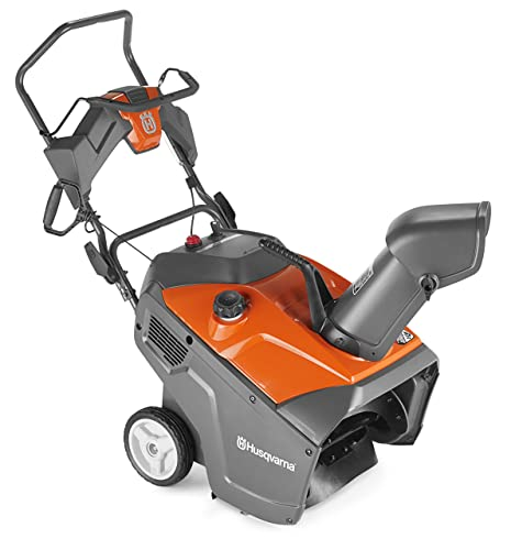 Husqvarna 961830003 208cc Single Stage Electric Start Snow Thrower