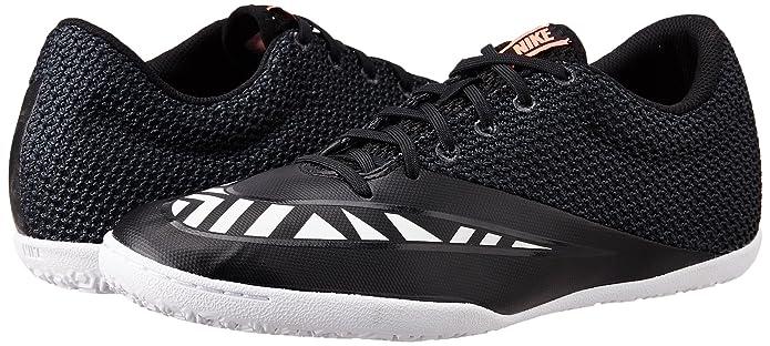 c6f1790b5a3 Nike Mens MercurialX Pro Street IC Black White Hot Lava Anthrct Indoor  Soccer Shoe 12 Men US  Amazon.ca  Shoes   Handbags