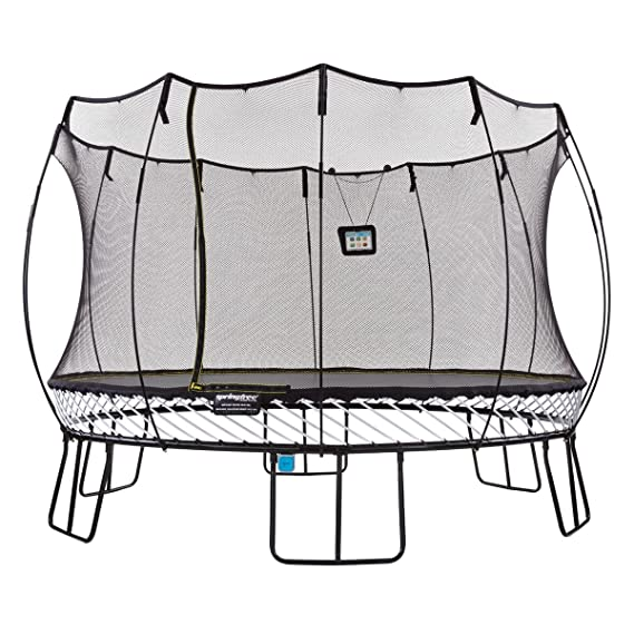 10 Tips To Pick The Best Trampoline with Basketball Hoop in