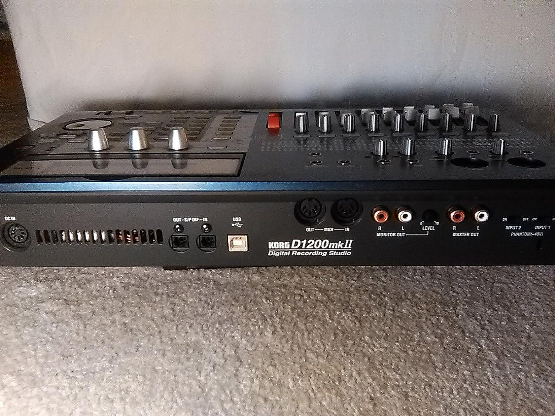 Korg D-1200 MK2 Digital Audio Multi Track Recorder
