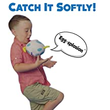 """Electronic Egg Toss, An Egg-Citing Kids Game That Will """"Crack"""" You Up, Talking Plush Easter Toy by Move2Play"""