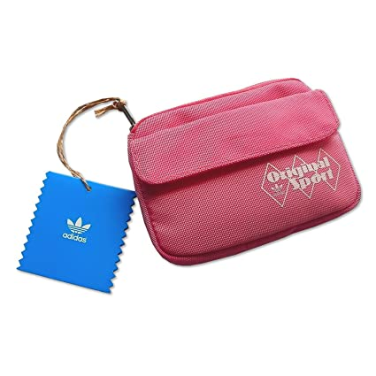 Niñas Pequeña Soft Adidas Dinero Cartera Las Originals Womens Bolsa SZHvEHn