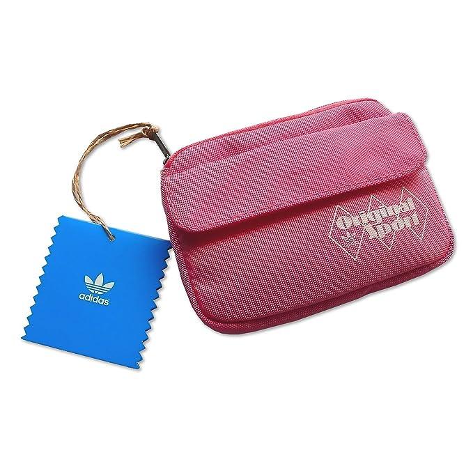 adidas Originals OS Wallet Mujer Vintage Monedero (Rosa) Rosa Rosa Talla:Talla única: Amazon.es: Deportes y aire libre