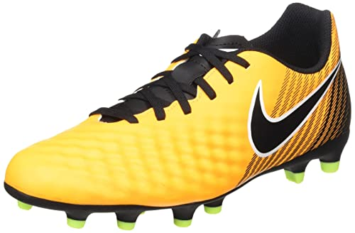 3c42eab6ff01 Nike Men s Magista Ola II FG Yellow Football Shoes (6 UK India)  Buy ...