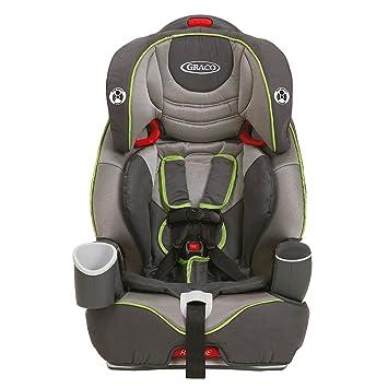 Graco Nautilus Multi Stage Car Seat Gavit Grey Green