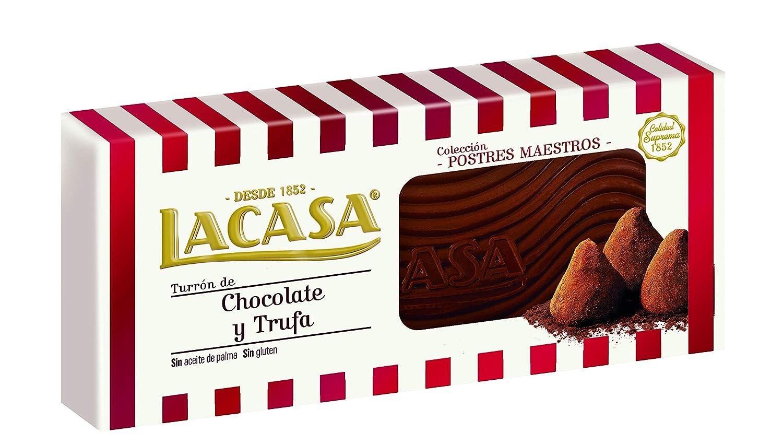 LaCasa - Turron Praline De Trufa, 225 g: Amazon.es: Alimentación y bebidas