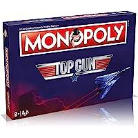 Top Gun Monopoly Board Game
