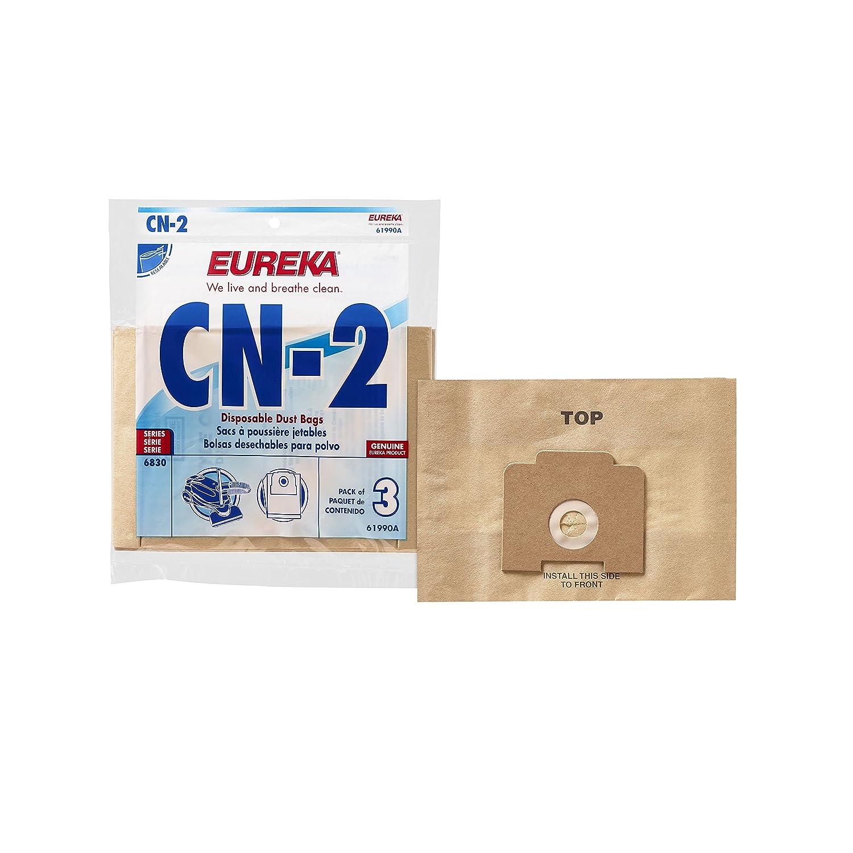 Eureka Genuine CN2 Vacuum Bag - 3 Bags, 61990A 61990B