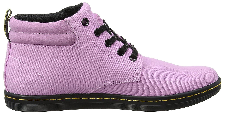 Dr. Martens Damen Belmont Hohe Sneaker Pink (Mallow 690) Pink 690) (Mallow 505f6a