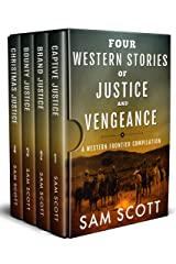 Western Stories of Justice and Vengeance Boxed Set: A Western Frontier Collection Kindle Edition